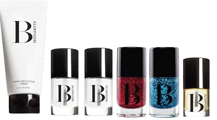 Bernadette Thompson is an eponymous beauty brand that was founded by black nail tech.