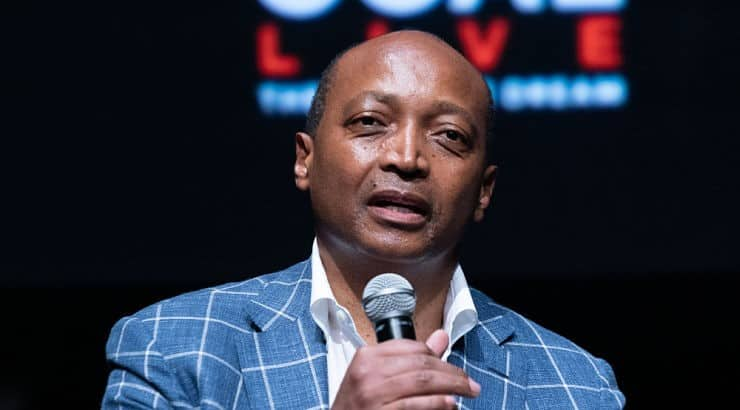 Patrice Motsepe is a South African businessman who founded African Rainbow Minerals in 1997.