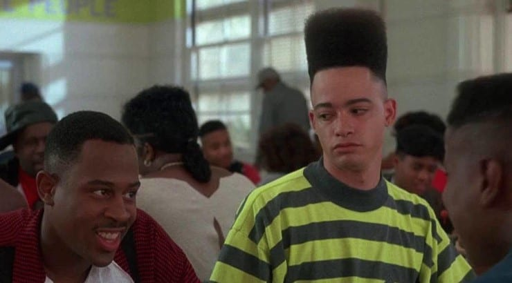 House Party is the 1990 comedy starring hip hop duo Kid 'n' Play.
