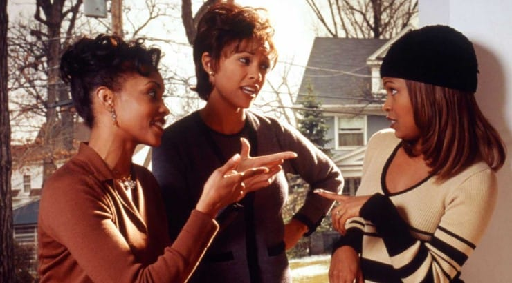 Soul Food follows three sisters whose relationship becomes more strained after the death of their mother.