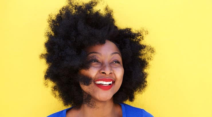 Detangling natural hair is a process that can be shortened and simplified with a few easy tips.