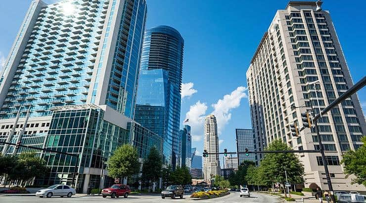 Buckhead is another high class area of Atlanta that offers a lot of business opportunities.