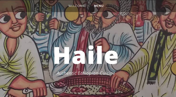 Haile Bistro is an Ethiopian restaurant located in the East Village.