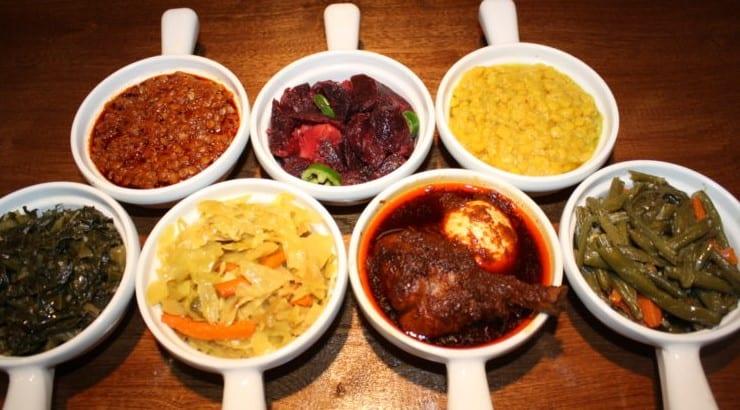 Benyam Cuisine is a family-owned Ethiopian restaurant in Harlem.