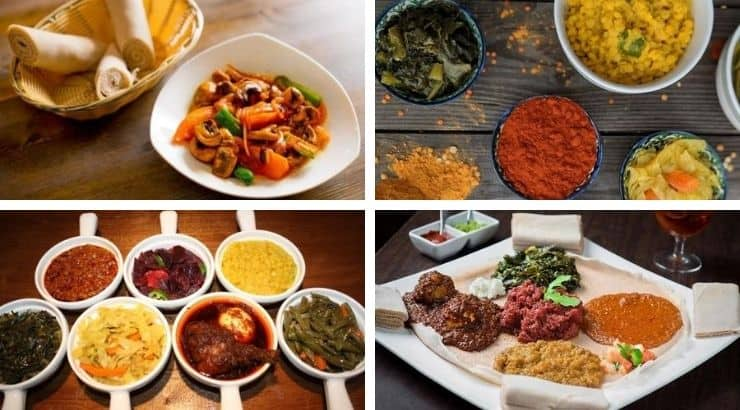 12 Best Ethiopian Food Restaurants & Trucks in NYC