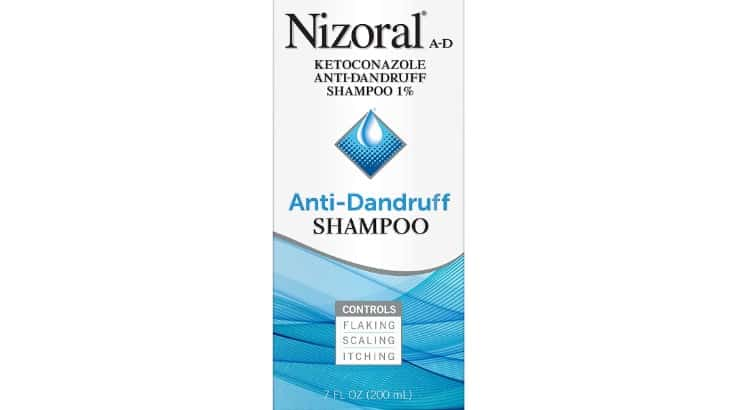 Nizoral Anti-Dandruff Shampoo contains 1% ketoconazole which is why the product works so well for many people.