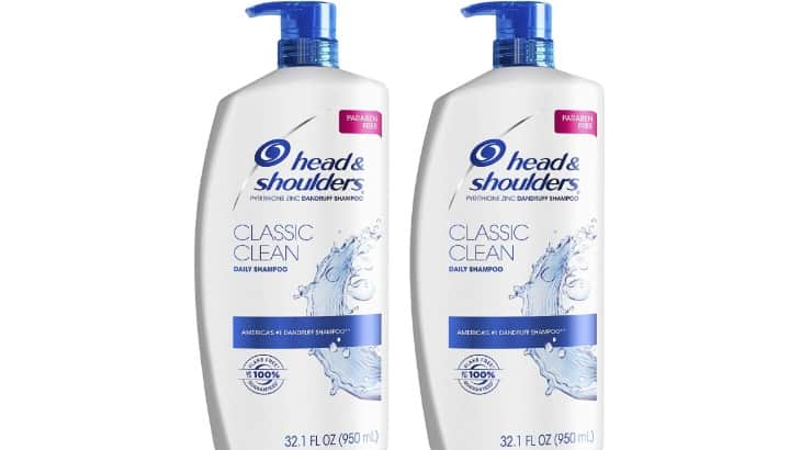 Head & Shoulders is the number 1 selling anti-dandruff shampoo in the United States.