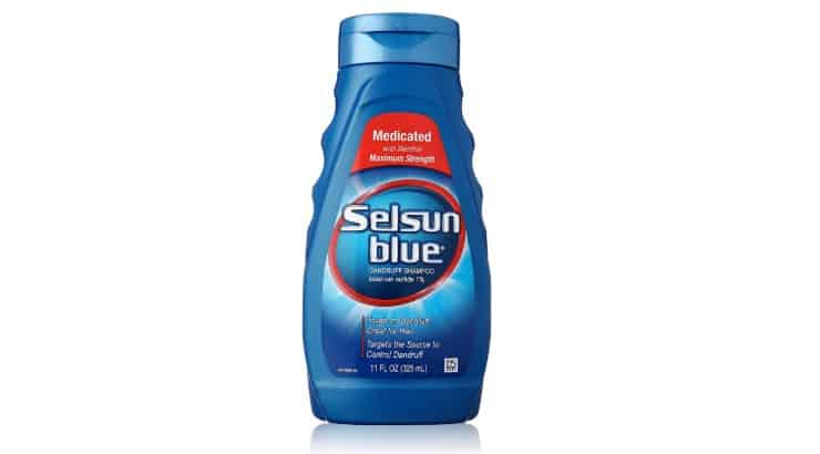 Selsun Blue is a haircare brand with an emphasis in anti-dandruff products.