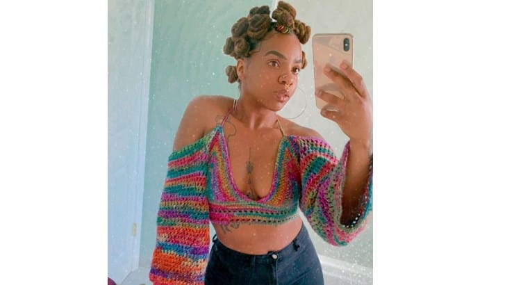 Bantu knots are a style that is often created by twisting multiple sections of hair around the head into small balls.