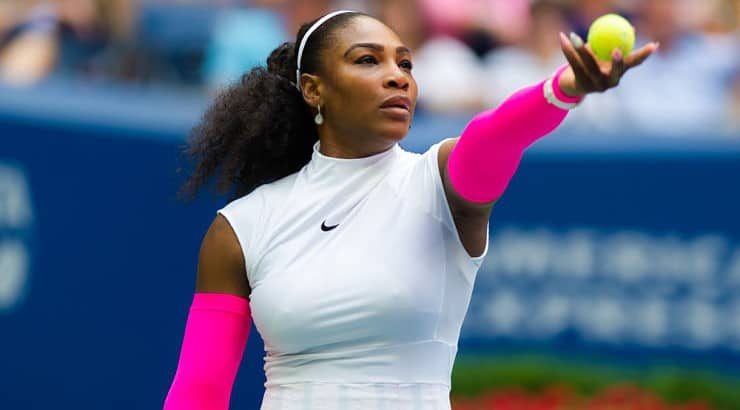 Serena Williams is often recognized as the most successful female athlete of all time.