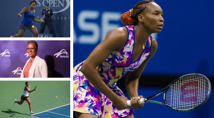 Black women in tennis have continued to make strides and set new records.