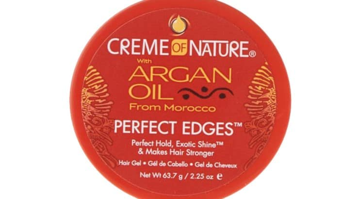 Creme of Nature is a popular brand of hair products for Black women.