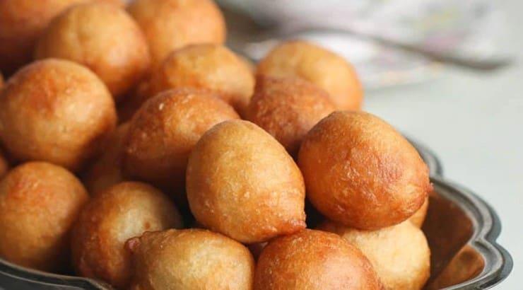 Ivorian mandazi is called bofloto.