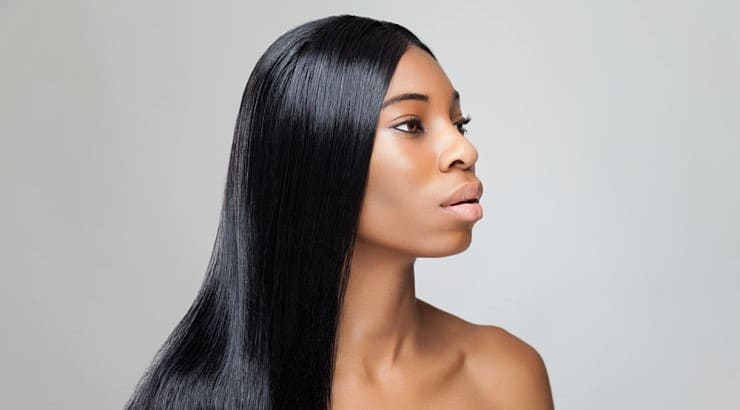 While it can cause heat damage, straightening natural hair can be done properly when equipped with the right products and tools.