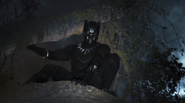 Black Panther is the Marvel movie about an African king who doubles as a superhero.