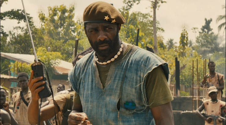 Beasts of No Nation is a Netflix original that follows a young child soldier after he is separated from his family during a civil war.