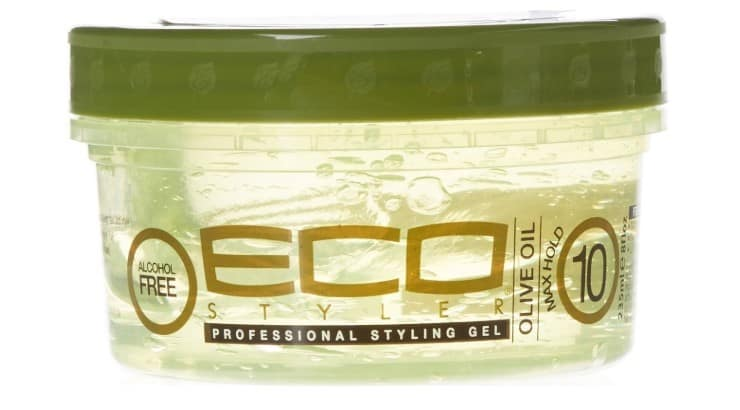 Eco Styler is a popular gel within the Black community that is used to lay down edges.