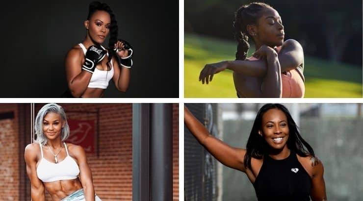 Top Black Female Fitness Models On Instagram