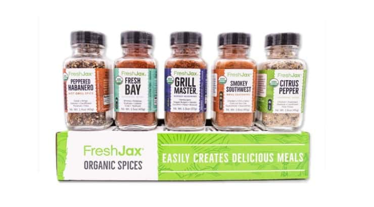 One can never have too many spices, which is why a spice gift set is great for the cooking or grilling man.