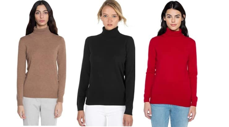 Cashmere is a luxury fabric that is the perfect gift for your loved girlfriend.