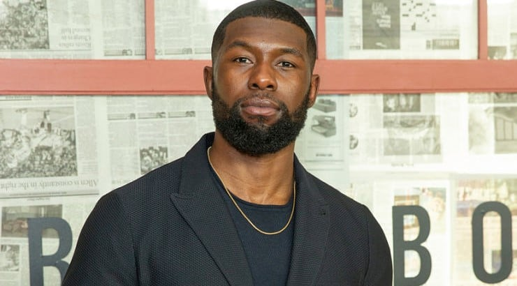 "Trevante Rhodes is recognized for roles in ""Moonlight"" and ""Birdbox."""