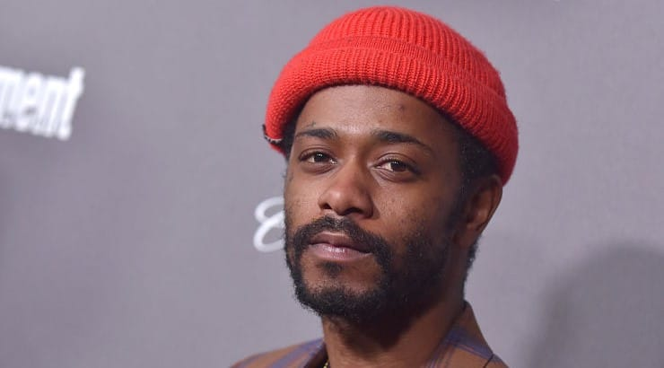 "Lakeith Stanfield has acted in film like ""Straight Outta Compton"" and ""Selma."""