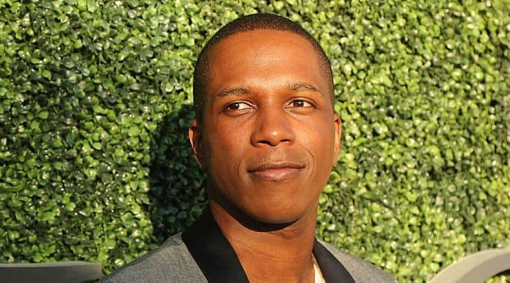 "Leslie Odom Jr. won a Tony Award for his role as Aaron Burr in the Broadway play ""Hamilton."""