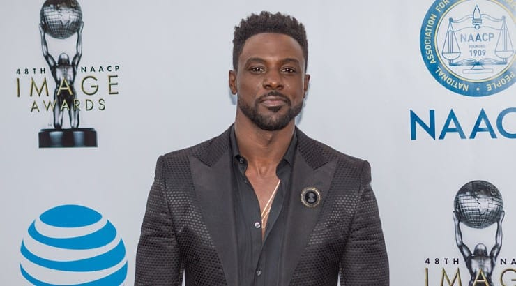 "Lance Gross is known for his role as Calvin Payne in ""Tyler Perry's House of Payne."""