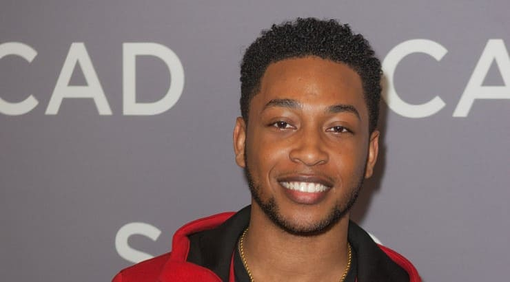 "Jacob Latimore is known for his role in the series ""The Chi."""
