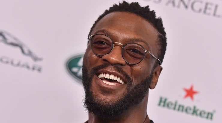 "Aldis Hodge has appeared in ""Straight Outta Compton,"" ""Hidden Figures,"" and ""A Good Day to Die Hard."""