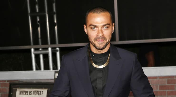 "Jesse Williams has spent the last 10 years on the series ""Grey's Anatomy."""