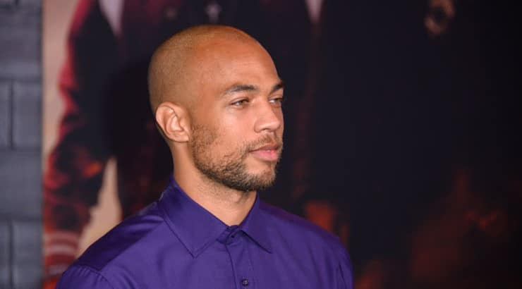"Kendrick Sampson has appeared on series like ""How to Get Away With Murder"" and ""Insecure."""