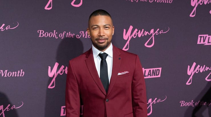 "Charles Michael Davis is known for his regular role on CW's ""The Originals."""