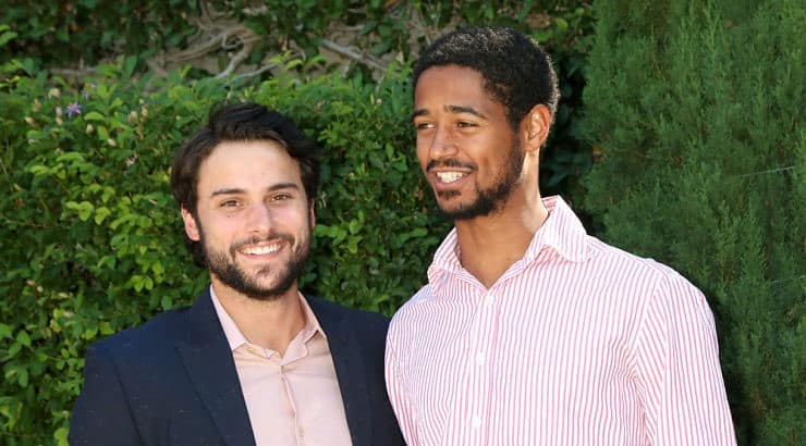 "Alfred Enoch is often recognized for his roles in the ""Harry Potter"" film franchise and ABC's ""How to Get Away with Murder."""