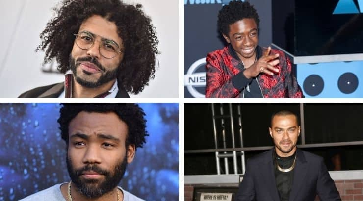 Michael B. Jordan, Daniel Kaluuya, and John Boyega are some of today's most popular Black male actors.