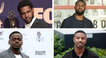 Black Male Actors Under 40