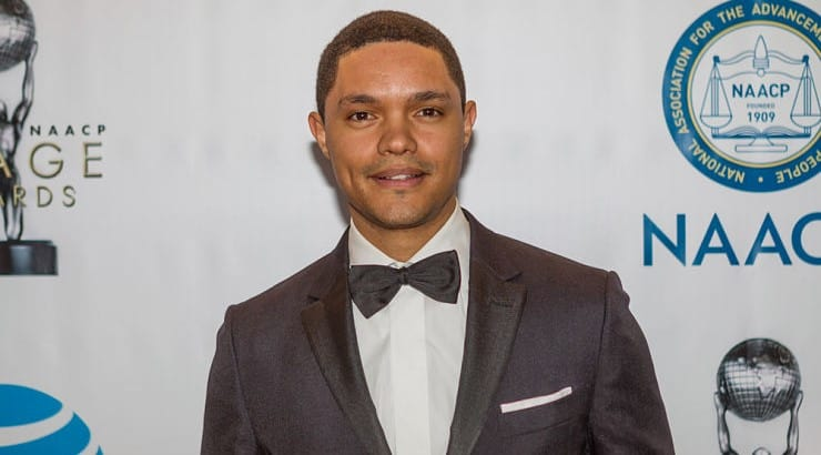 """Trevor Noah has been the host of """"The Daily Show"""" since 2015."""