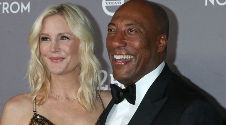 """Byron Allen, who currently hosts """"Comics Unleashed,"""" hosted his own show in the early 1990s."""