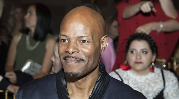 After his success on his sketch comedy show, Keenan Ivory Wayans hosted his own talk show in 1997.