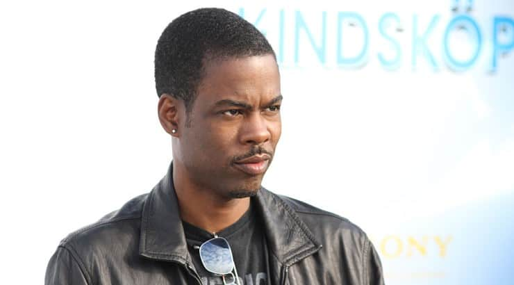 Chris Rock hosted his HBO talk show in the late 1990s from 1997 to 2000.