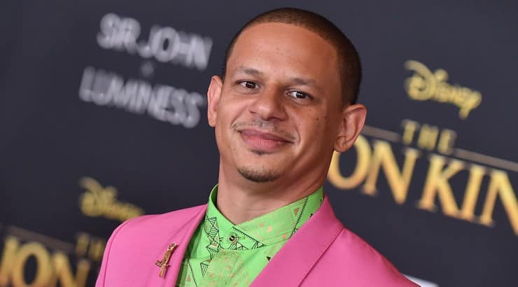 Eric Andre has hosted his parody talk show since 2012 on Adult Swim.