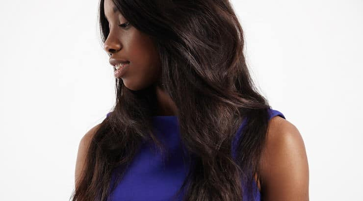While heat protectants are great, there are many natural products that can also help protect the hair as well.