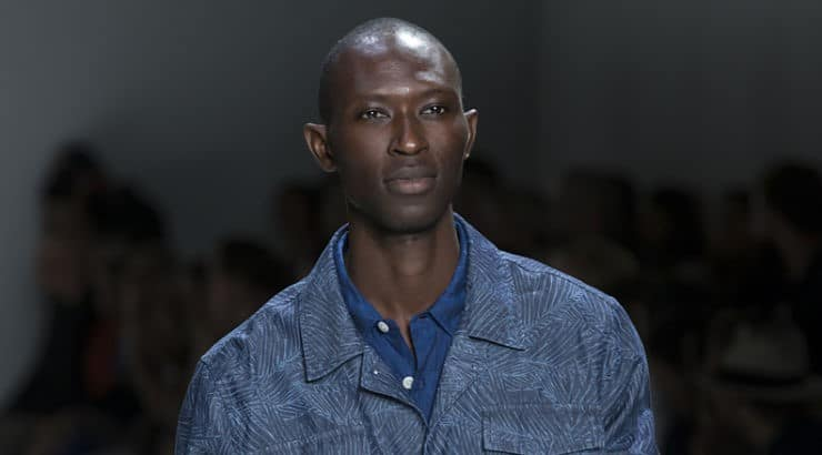 Armando Cabral is a famous model turned fashion brand owner with his eponymous shoe company.
