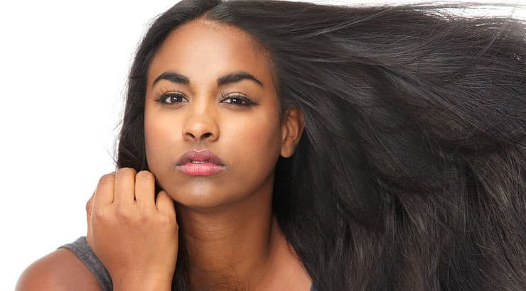Without a doubt, heat protectants are essential products to use on hair and truly help protect it.