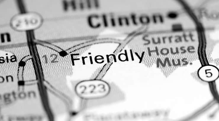 Friendly, MD is a Washington, D.C. suburb with a median income of $114K.