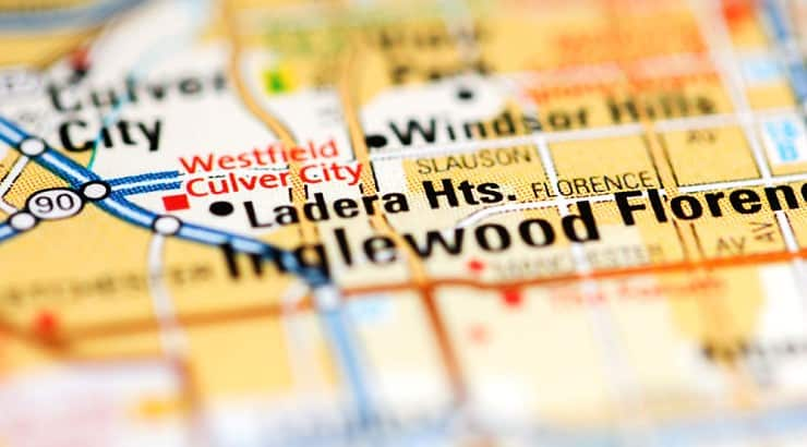 Ladera Heights is the third richest Black community in the United States with $118K as their median household income.