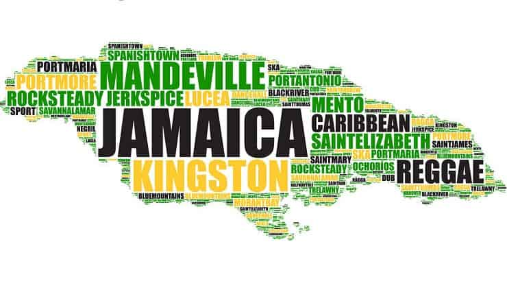 The ethnic minority in Jamaica are its citizens of Chinese and white European descent.