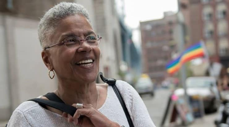 Cheryl Clarke is known for writing about her life experiences a Black lesbian poet.