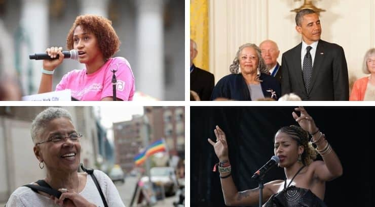 Black female poets have always pushed the envelope, discussing important topics that include racism, sexism, and more.