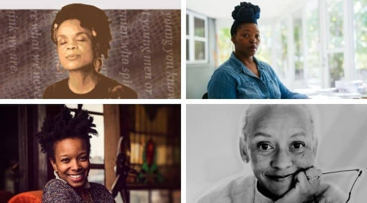 Black Female Poets